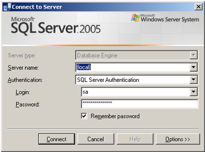 how to search procedures in sql server