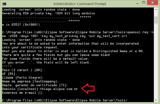 Openssl Generate Cer And Key