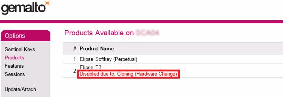 Elipse Knowledgebase :: Identificando e reprogramando uma softkey
